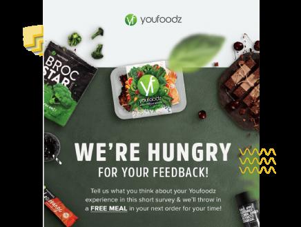 food feedback